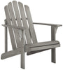 Topher Adirondack Chair - Grey Wash