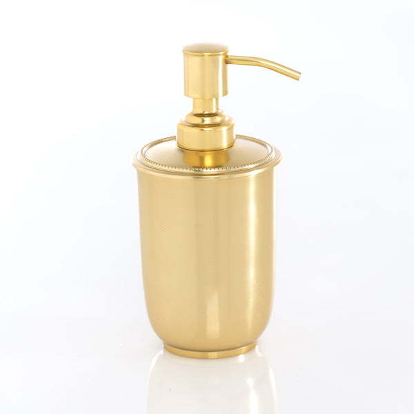 Gold Soap Dispenser