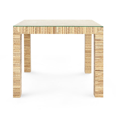 Bungalow 5 Valentina Game Table, Natural