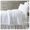 Classic White 400 Thread Count Fitted Sheet