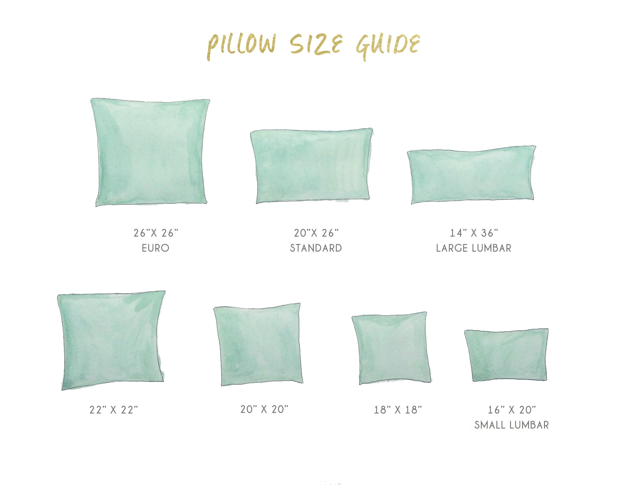 Design Your Own Pillow Mintwood Home