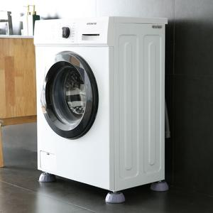 Anti-vibration washing machine stand