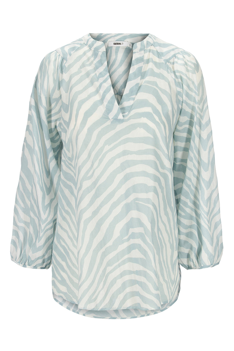 Nairobi Cassie Cotton Voile Blouse