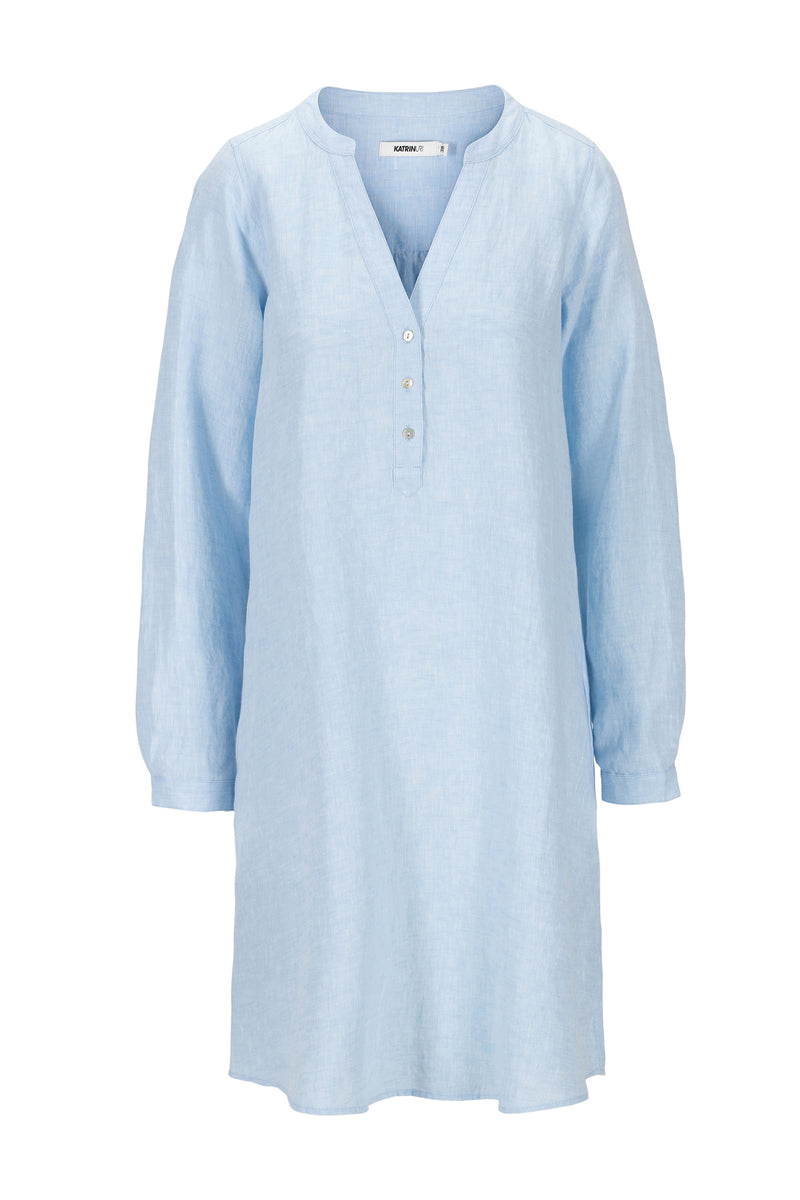 Carmel Eva Linen Dress