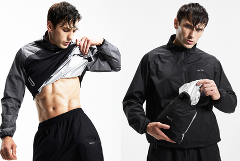 sauna suit benefits range from weight loss to general fitness