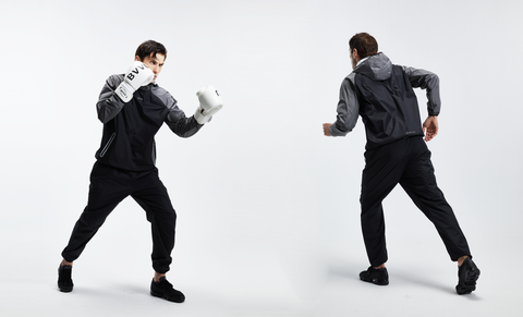 plus size sauna suit for weight loss