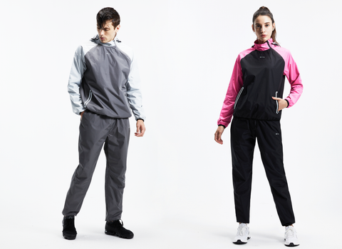 the sauna suit purpose is to retain your body heat