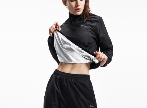 a weight loss sauna suit for women