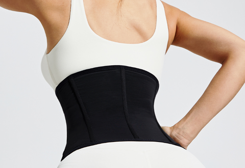 Getting a smaller waist with corset training requires proper practices
