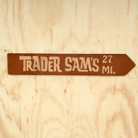 Trader Sam's Directional Arrow