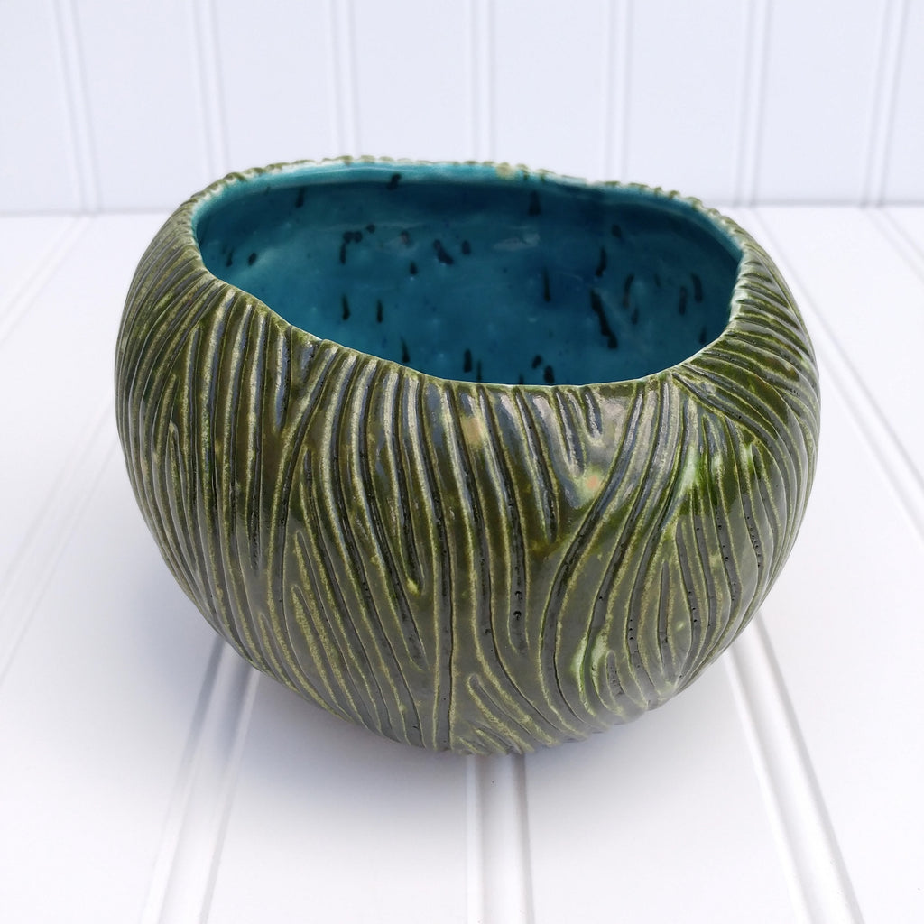 Coconut Mug - Gator Green