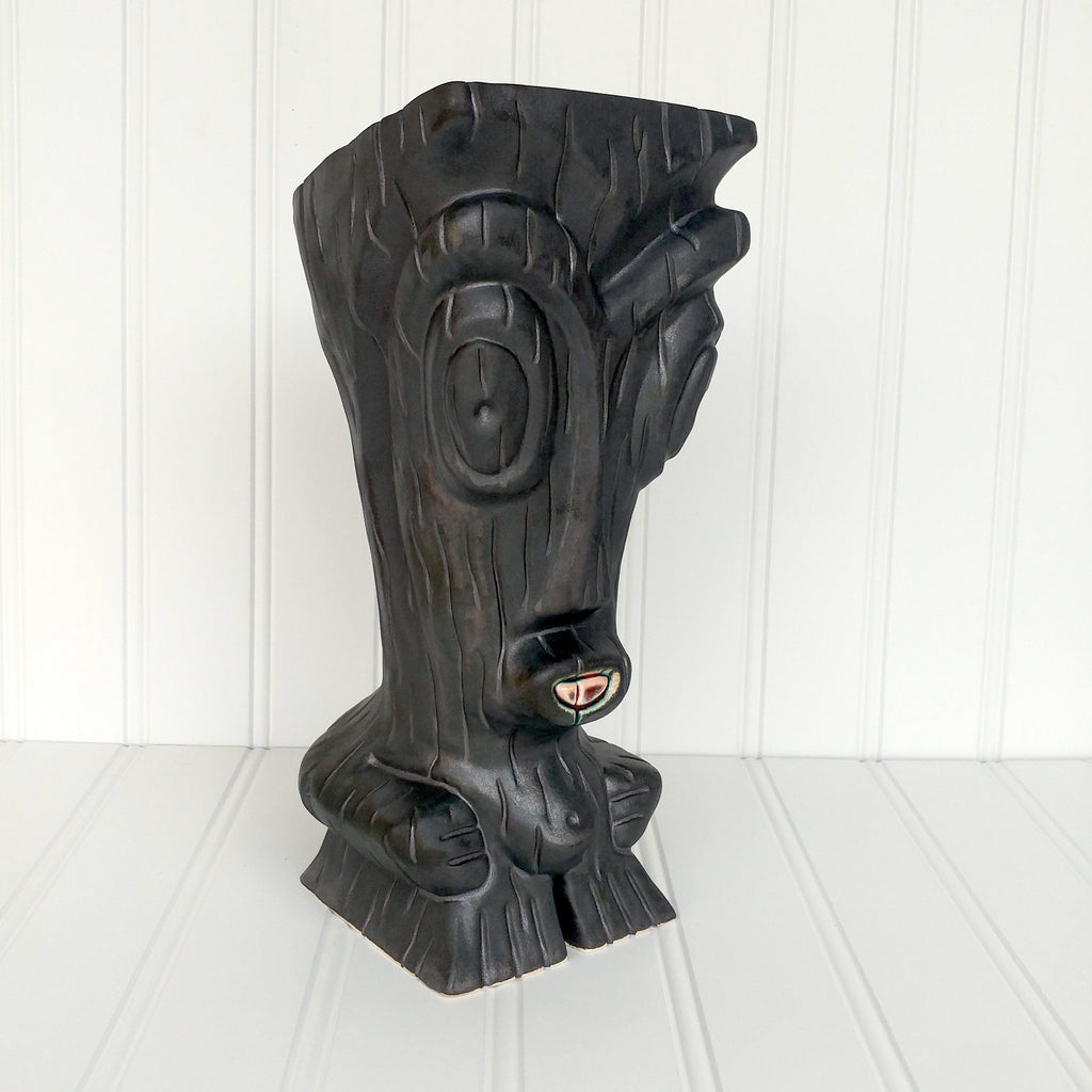 Big Kahuna Tiki Mug - Black Steel