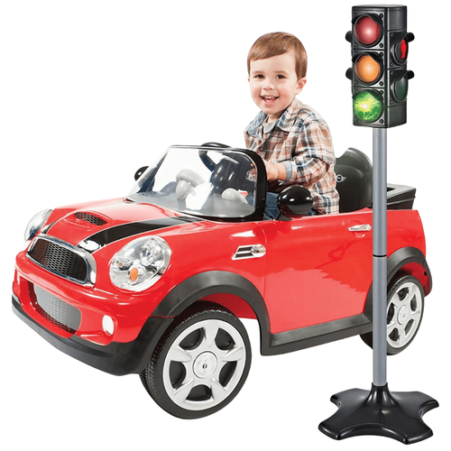 Traffic Signal & Crosswalk Lights Playset
