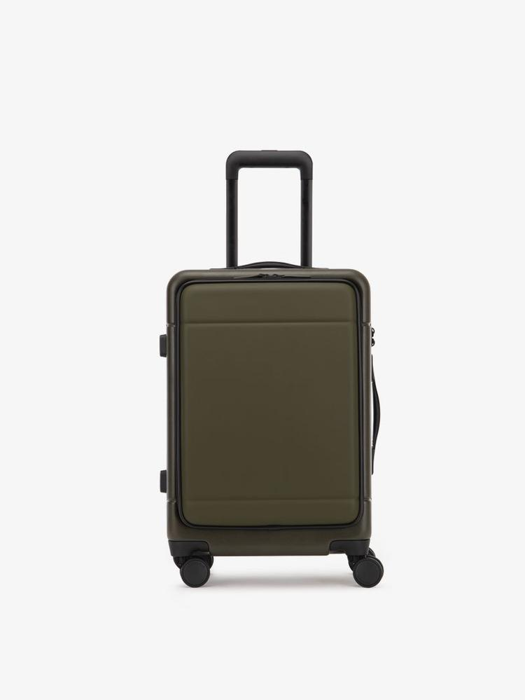 Hue Carry-On Luggage with Pocket