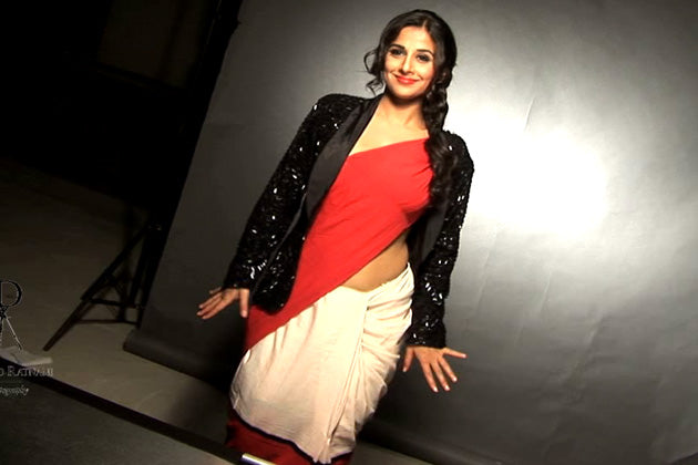 Saree is Hot in Style