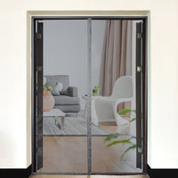 Magnetic Anti-Insect Doorway Screen