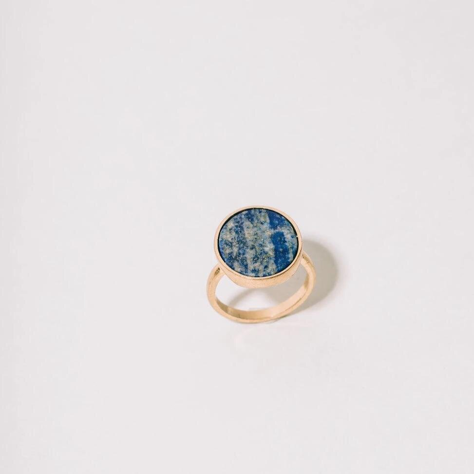 Stone Ring by Half United