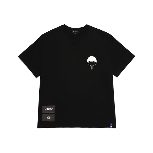 SASUKE T-SHIRTS / BLACK
