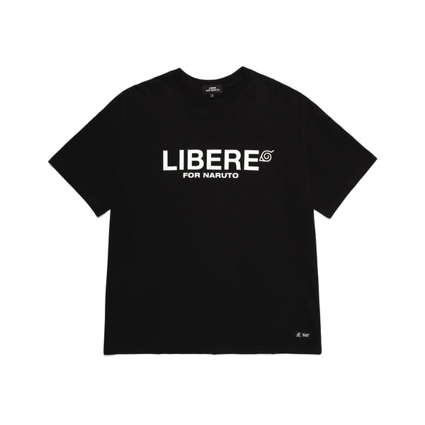 CREW GRAPHIC T-SHIRTS / BLACK