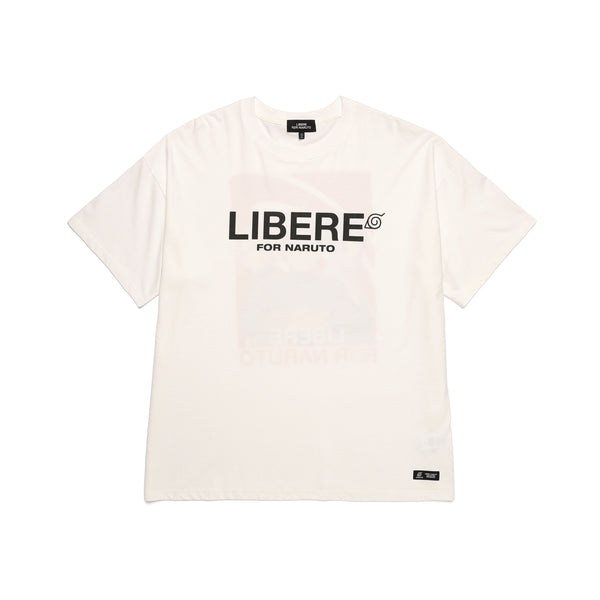 CREW GRAPHIC T-SHIRTS / WHITE