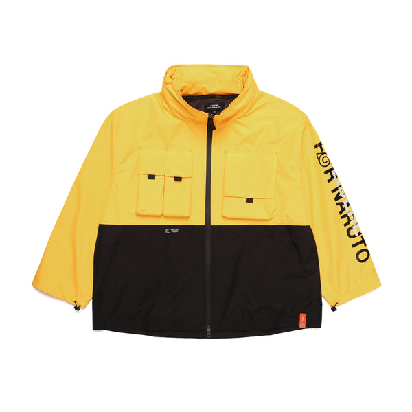TACTICAL SHELL JAKET / YELLOW