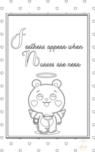 Nurse Appreciation Greeting Card 08