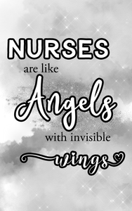Nurse Appreciation Greeting Card 04