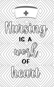 Nurse Appreciation Greeting Card 06