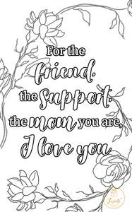 Mother's Day Greeting Card 10