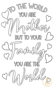 Mother's Day Greeting Card 11