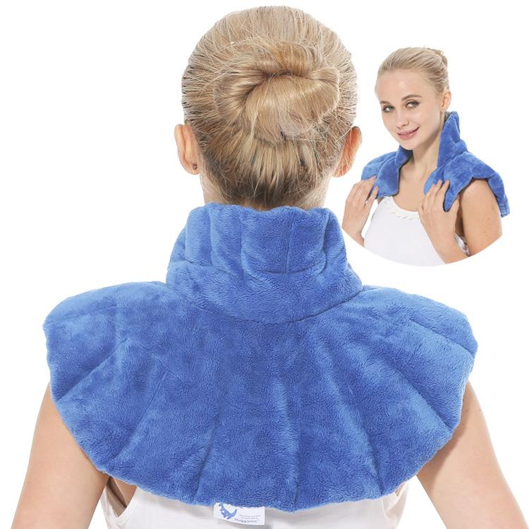 WEIGHTED HOT COMPRESS SHOULDER PAD
