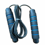 ADJUSTABLE FITNESS WEIGHTED SKIPPING ROPE