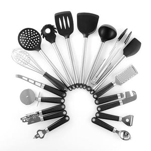 Silicone Friendly kitchenware Set