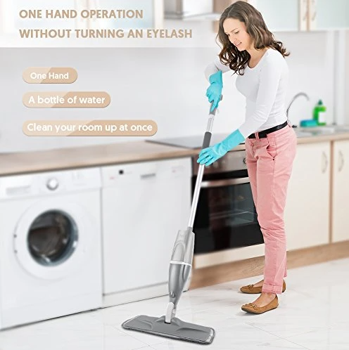 Spray Mop for Floor Cleaning