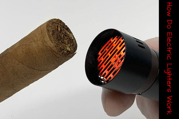 How Electric Lighters Work?