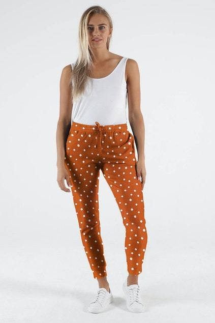 Betty Basics Heidi Pant Spot - Since I Found You