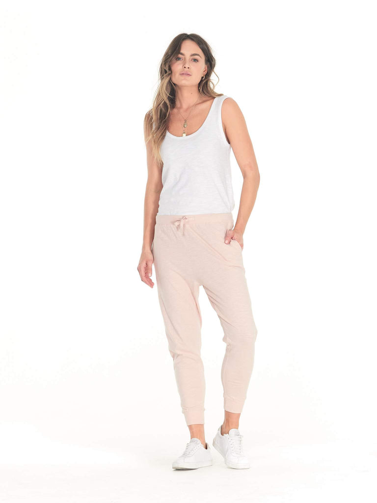 Clé the Label Camilla Pant in blush - Since I Found You