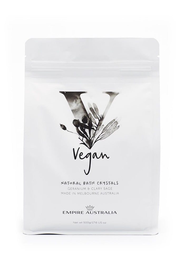 Empire Australia Vegan Natural Bath Cyrstyals - Since I Found You