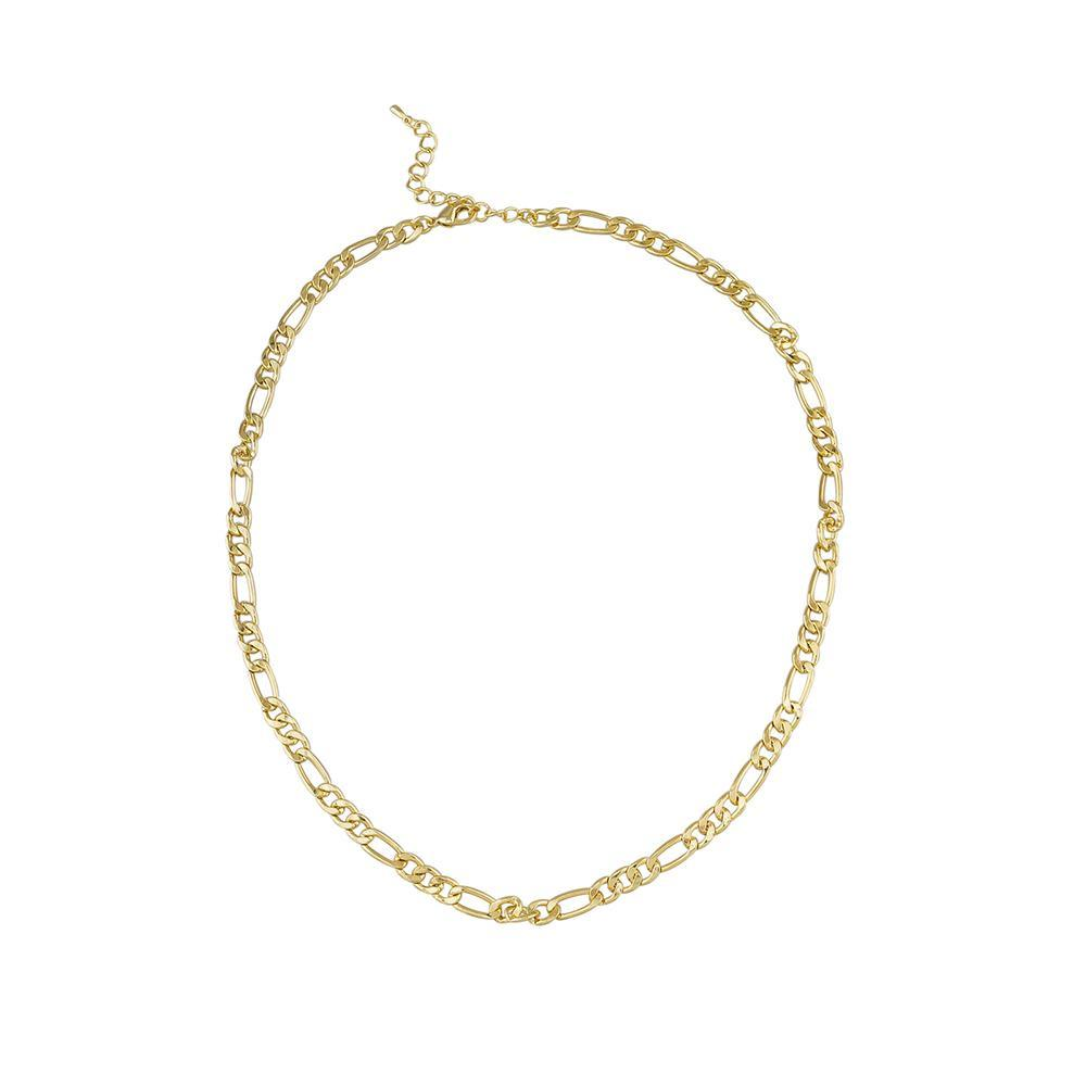 Jolie & Deen Esther Necklace in Gold - Since I Found You