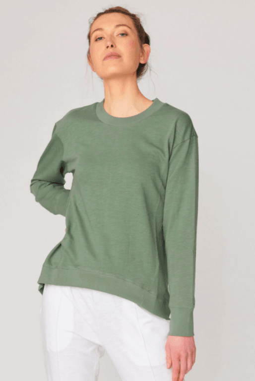 Lulu Organic Essentials - Brooklyn Sweater - Since I Found You