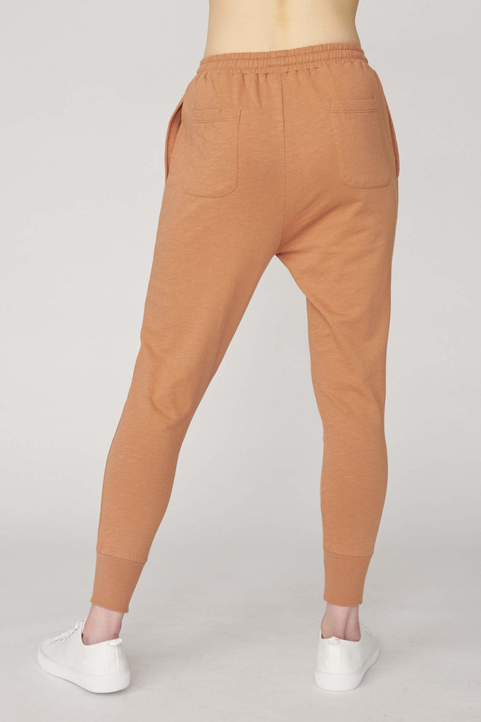 Lulu Organic Essentials - Redondo pant Nutmeg - Since I Found You