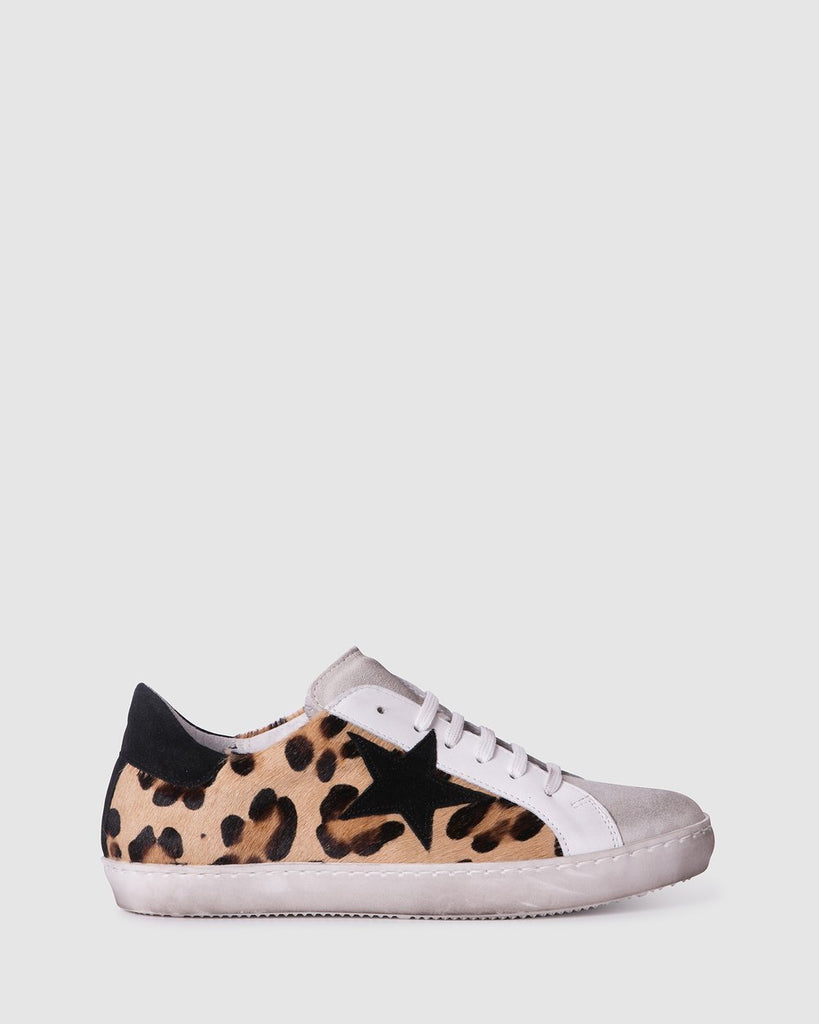 Zoe Kratzmann League Sneaker Leopard - Since I Found You