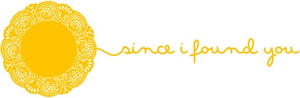 Since I found You Logo