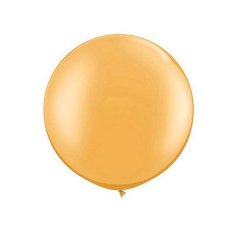 Gold Jumbo Balloon