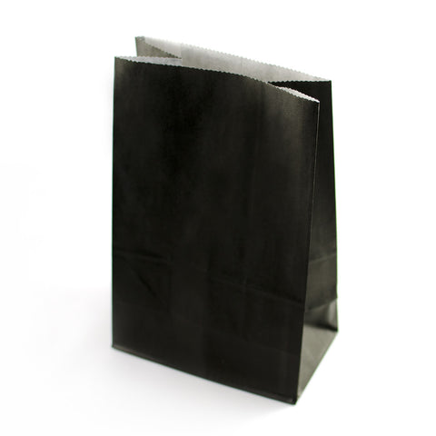 Black Party Favour Bags