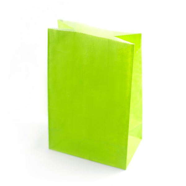 Green Party Favour Bags