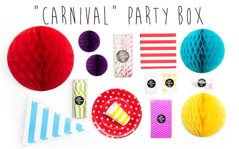 Carnival Party in a Box