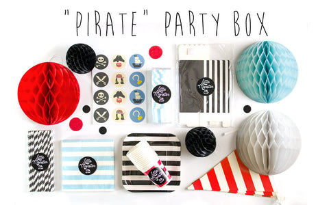 Pirate Party in a Box