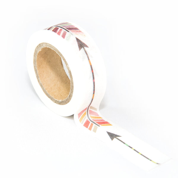 Multicolour Arrow Washi Tape