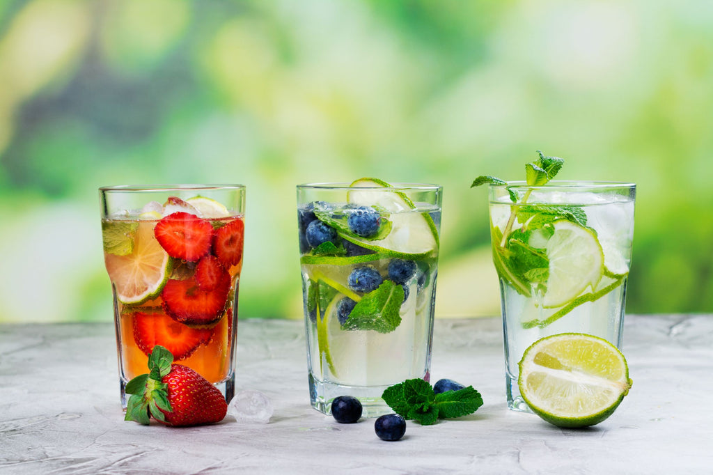 Easy and Healthy DIY Infused Water Recipes!